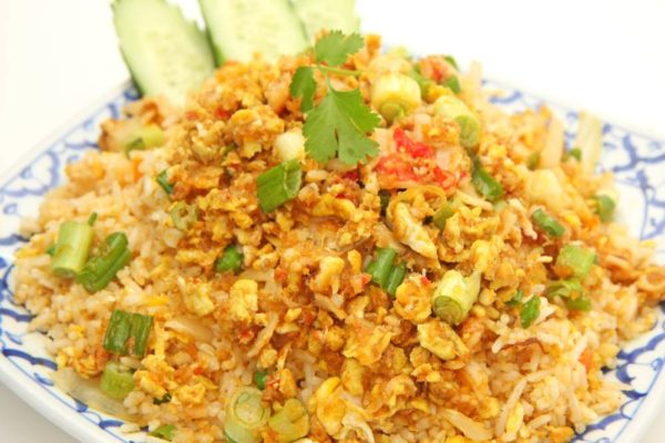 Crab Fried Rice - $15.95