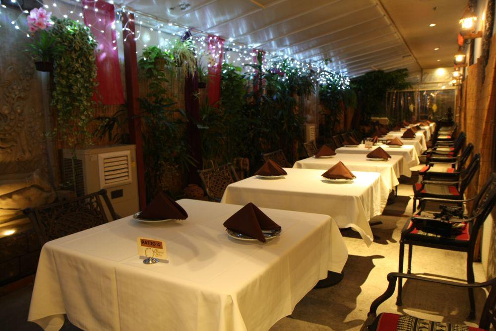 patio tables - Thai Patio
