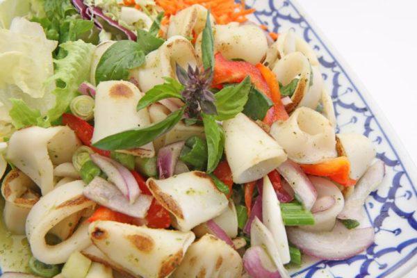 Calamari Salad - $13.95