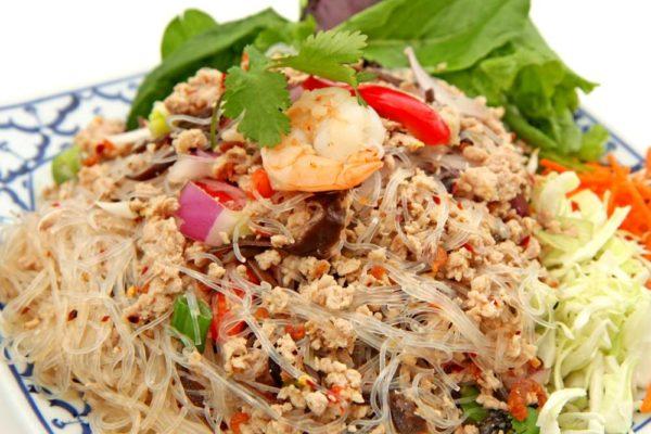 Silver Noodle Salad - $13.95