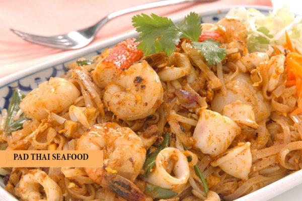 Pad Thai Seafood - $16.95
