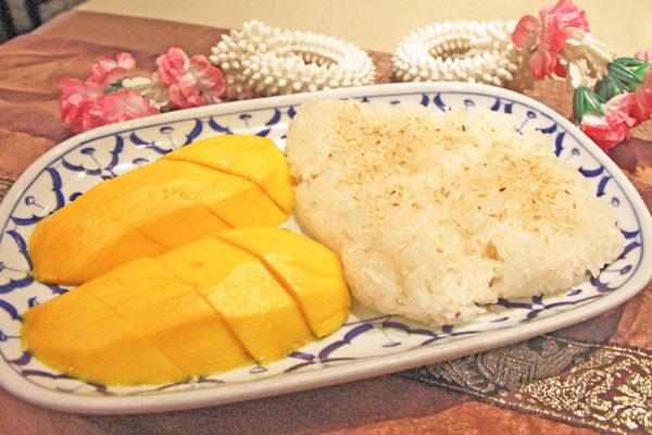 Mango with Sweet Rice - $8.99