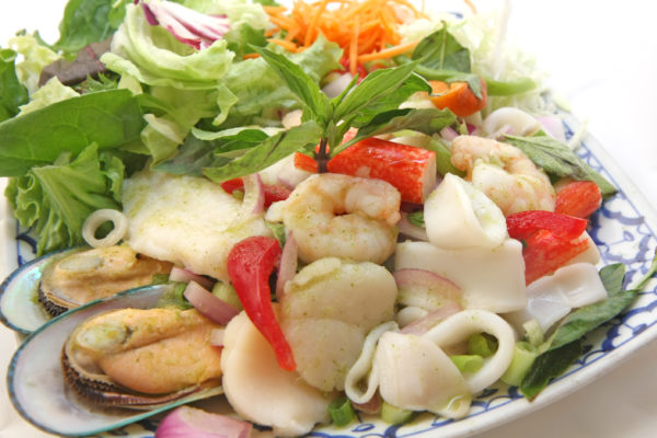 Spicy Seafood Salad - $18.95