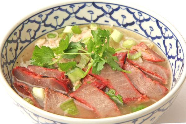 BBQ Pork Noodle Soup - $10.99