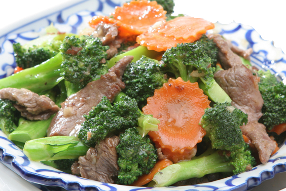 Broccoli with Beef - $13.95