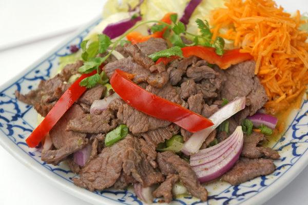 Beef Salad - $12.95