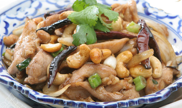 Cashew Delight with Chicken - $13.95