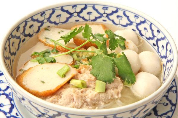 Fish Ball Noodle Soup - $10.99