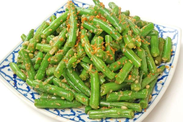 Green Bean & Garlic - $12.95