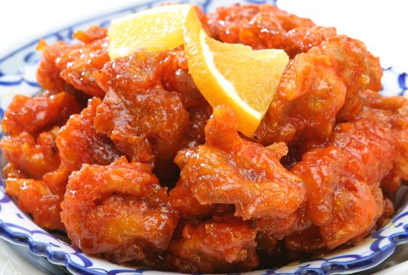 Orange Chicken - $13.95