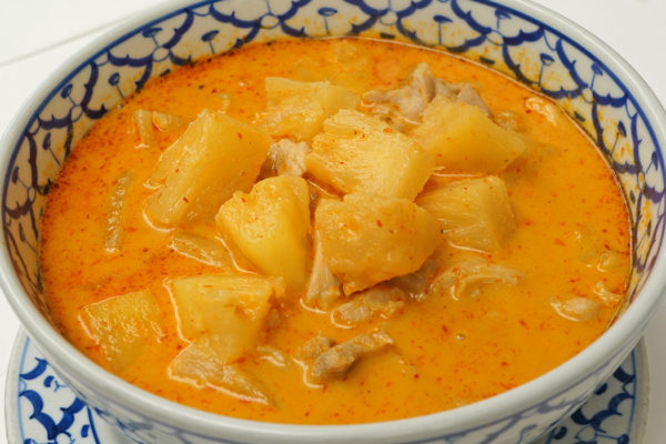Pineapple Curry w/Chicken - $13.95