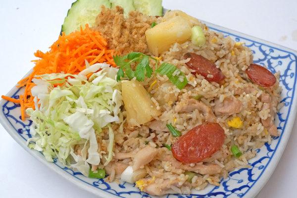 President's Pineapple Fried Rice - $14.95