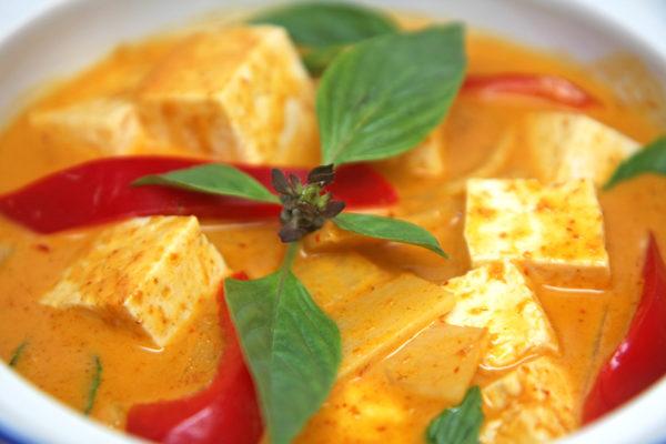 Red Curry Tofu - $13.95