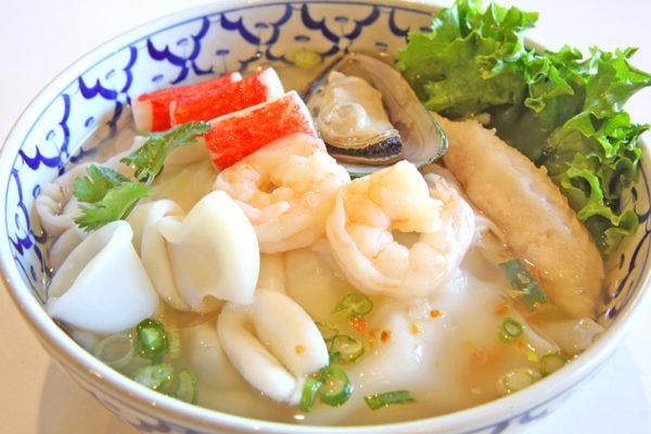 Seafood Noodle Soup - $12.50