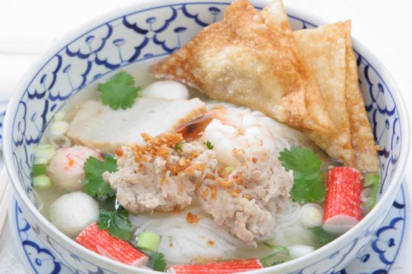 Teo Chew Noodle Soup - $10.99