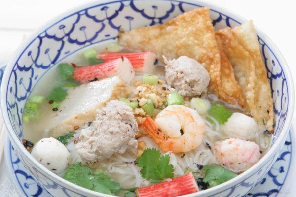 Tom Yum Noodle Soup - $10.99